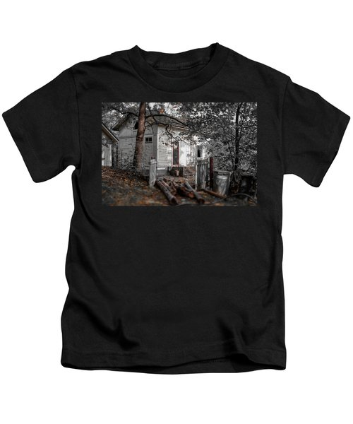 Empty And Abandoned Kids T-Shirt