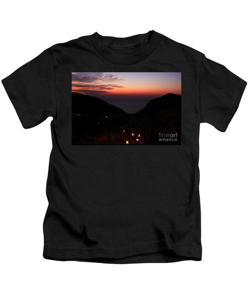 Estellencs View Kids T-Shirt