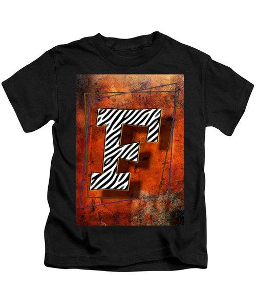 F Kids T-Shirt