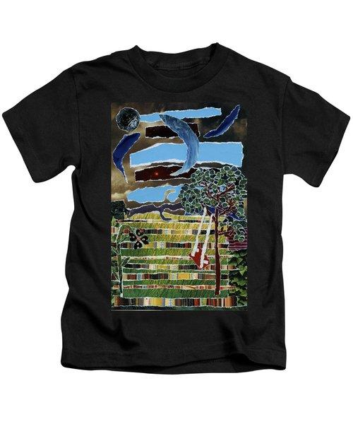 Fabric Of Life Kids T-Shirt