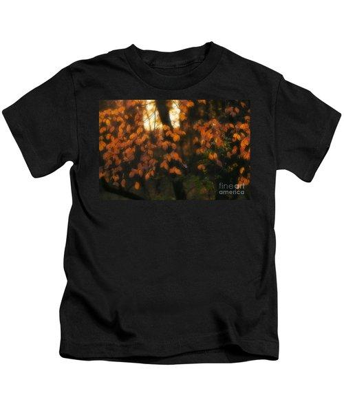 Fall Colours Kids T-Shirt