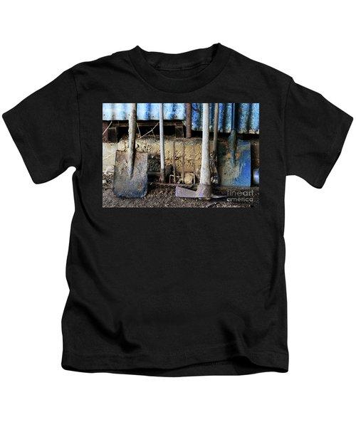 Farm Tool Kids T-Shirt