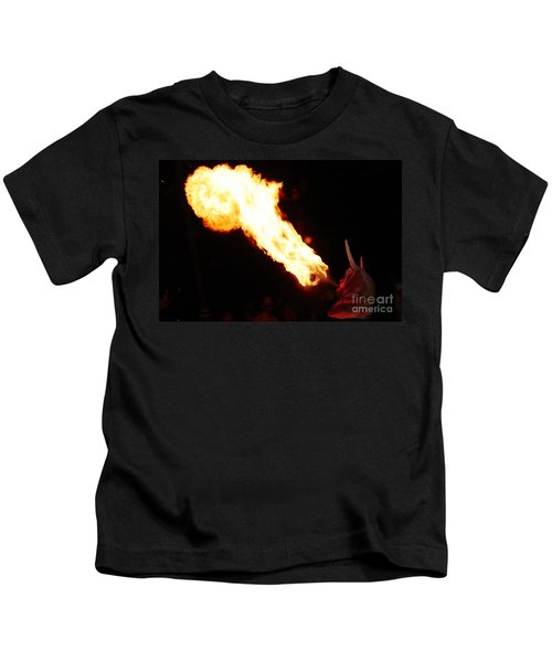Fire Axe Kids T-Shirt