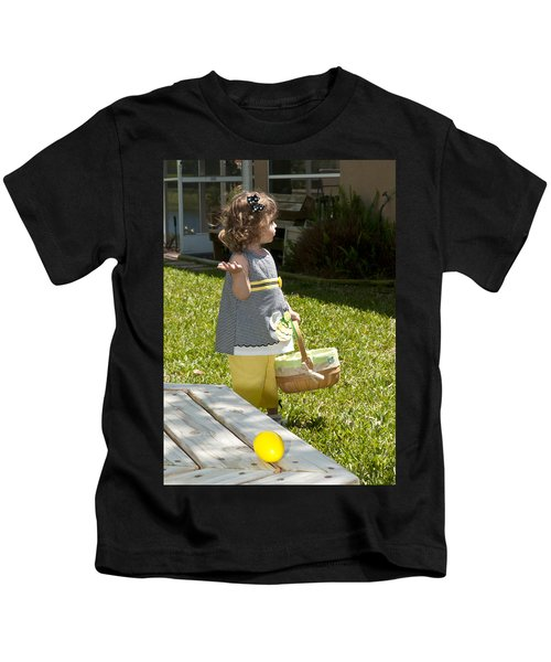 First Easter Egg Hunt Kids T-Shirt