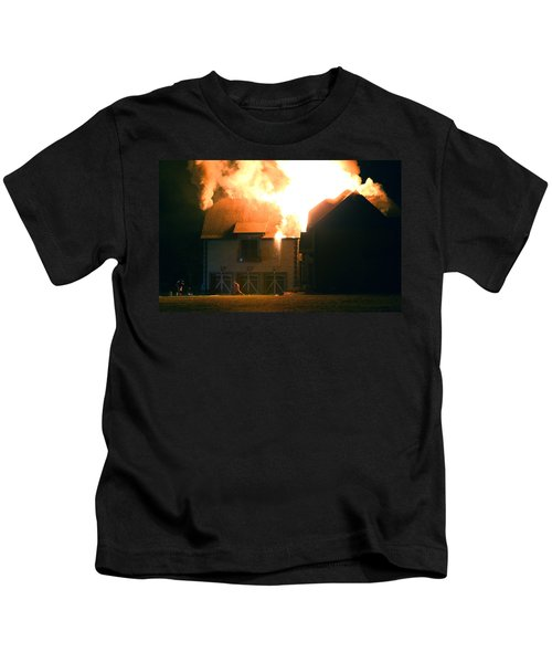 First Responders Kids T-Shirt