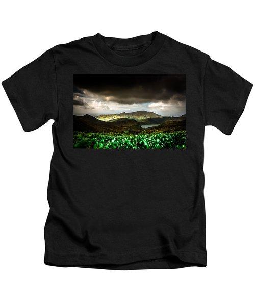 Flores Island - Azores Kids T-Shirt