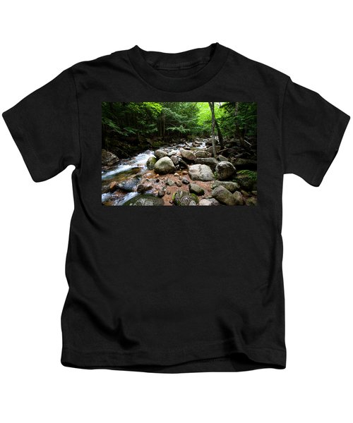 Forest Stream Kids T-Shirt