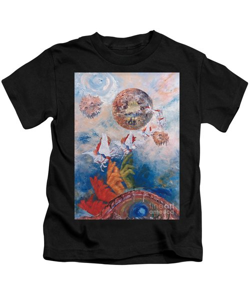Freedom - The Beginning Of All Being Kids T-Shirt