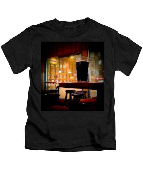 Friday Night Beer Kids T-Shirt