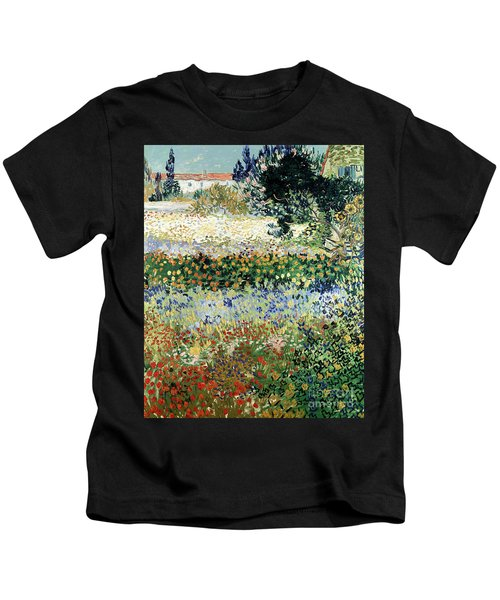 Garden In Bloom Kids T-Shirt