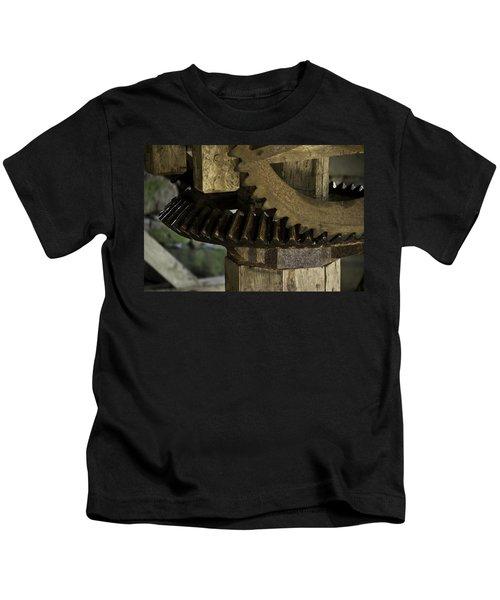 Geared Up Kids T-Shirt