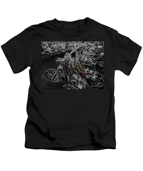 Ghost Rider 2 Kids T-Shirt
