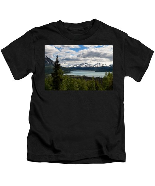 Glacier Water Kids T-Shirt