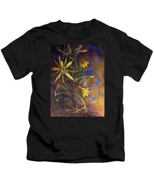 Gold Passions Kids T-Shirt
