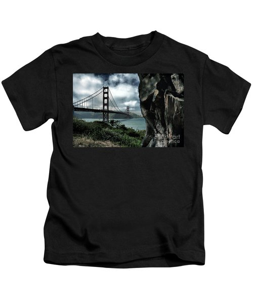 Golden Gate Bridge - 4 Kids T-Shirt
