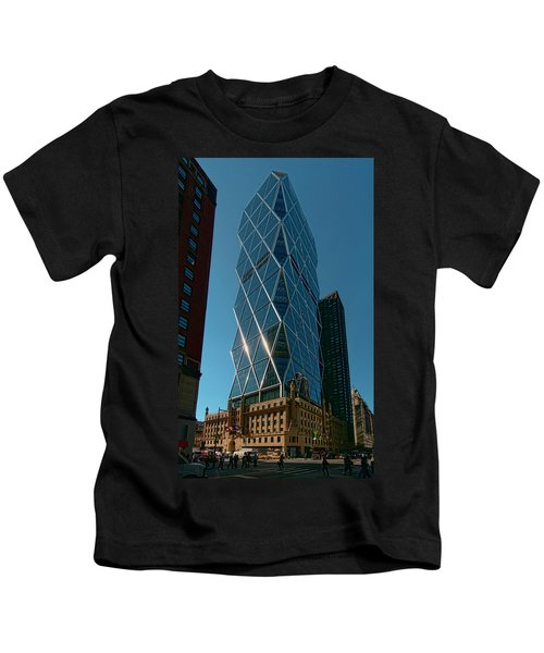 Hearst Building Kids T-Shirt