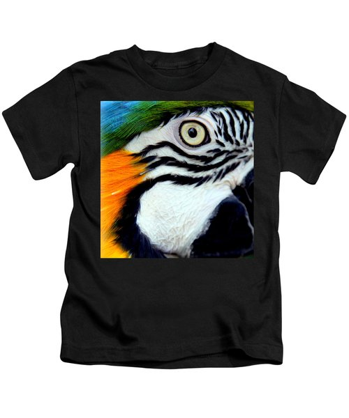 His Watchful Eye Kids T-Shirt