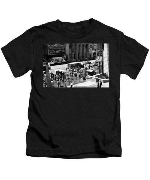 Hollywood Hustle Kids T-Shirt