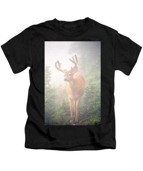 In The Mist Kids T-Shirt
