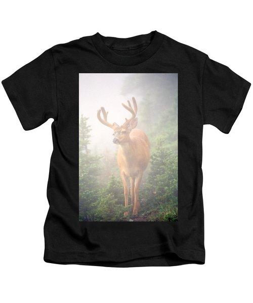 In The Mist Kids T-Shirt