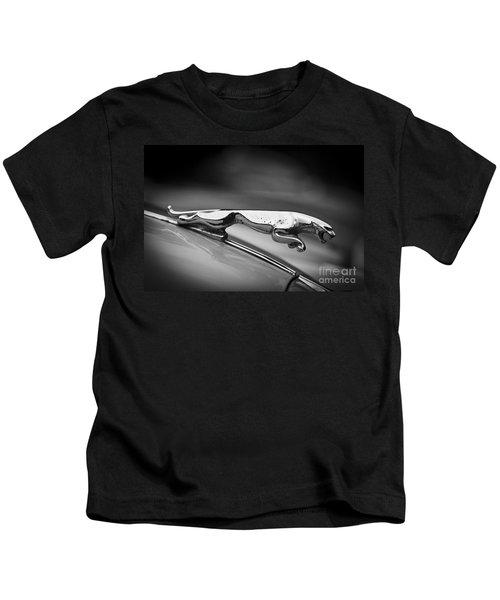 Leaping Jaguar Kids T-Shirt