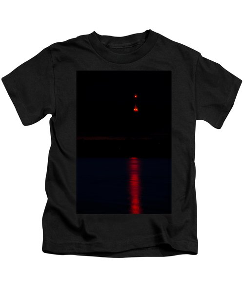 Lights In The Night Kids T-Shirt