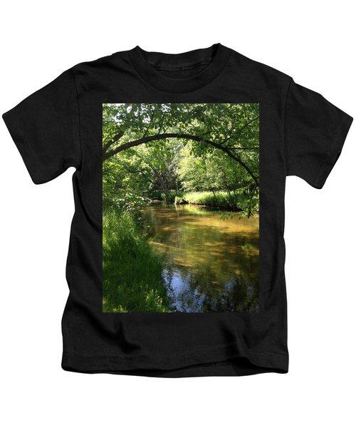 Little South Arch Kids T-Shirt