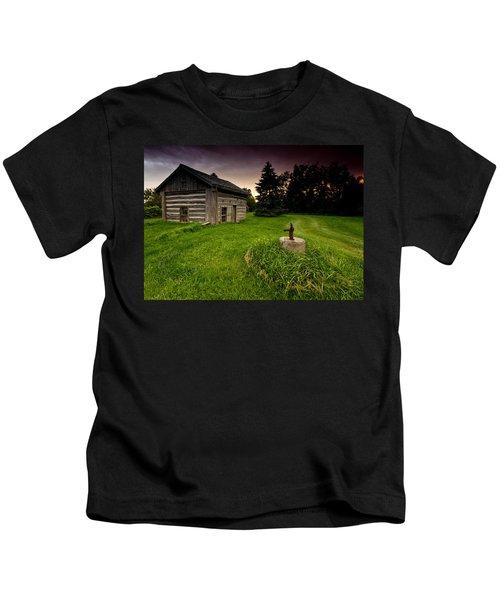 Log Cabin Kids T-Shirt