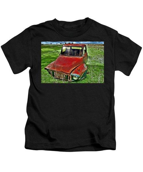 Long Term Parking Kids T-Shirt