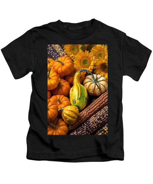 Lovely Autumn Kids T-Shirt