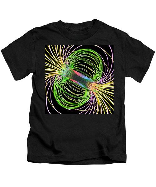 Magnetism 5 Kids T-Shirt