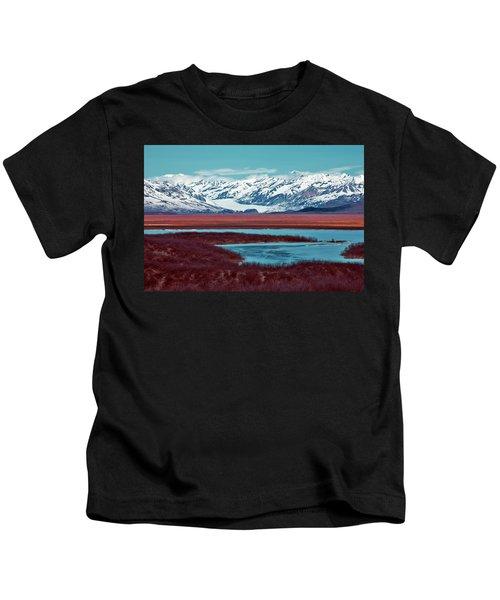 Mclaren Glacier Kids T-Shirt