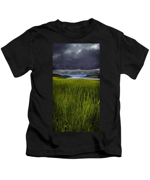 Munlochy Bay Kids T-Shirt