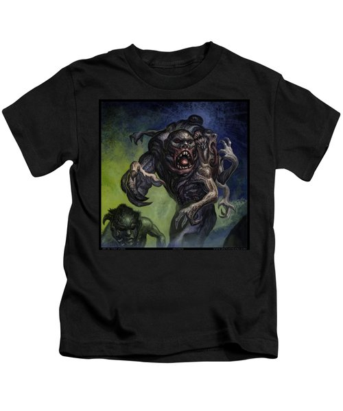 Mutants  Kids T-Shirt