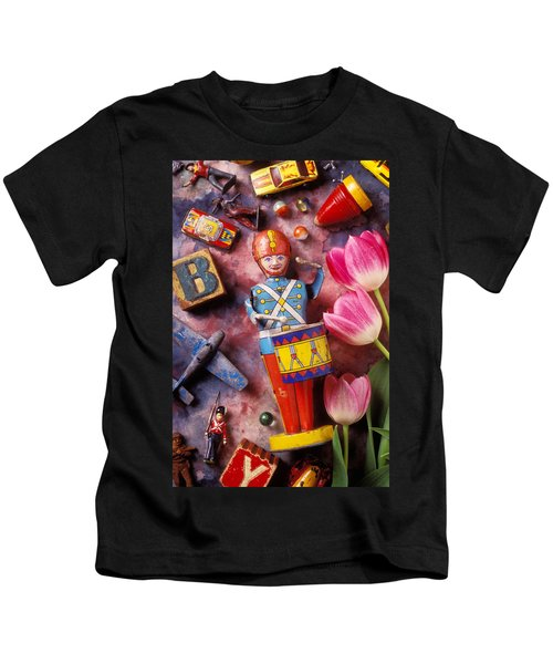 Old Childrens Toys Kids T-Shirt