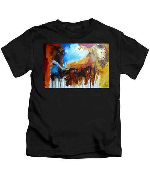 On Safari Kids T-Shirt
