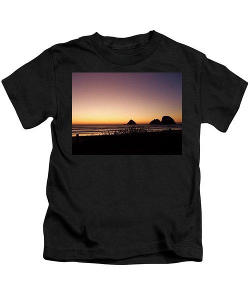 Oregon Coast 16 Kids T-Shirt