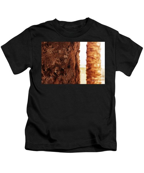 Palm And Wall 2 Kids T-Shirt