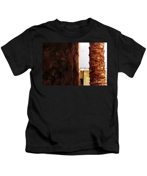 Palm And Wall Kids T-Shirt