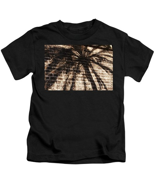 Palm Tree Cup Kids T-Shirt