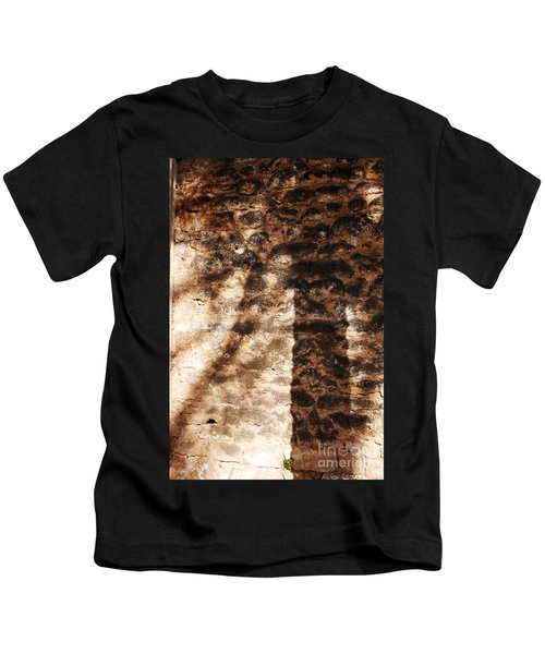 Palm Trunk Kids T-Shirt