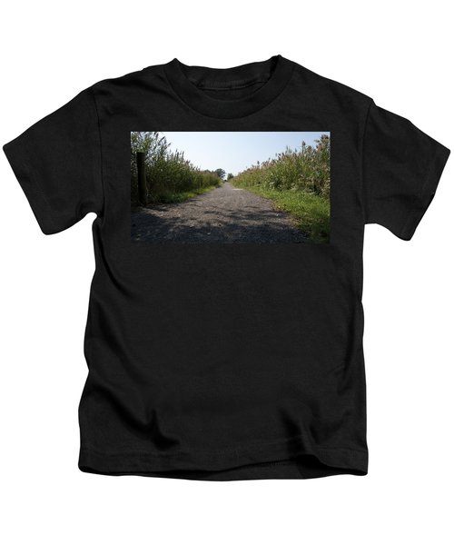 Path To The Bay Kids T-Shirt