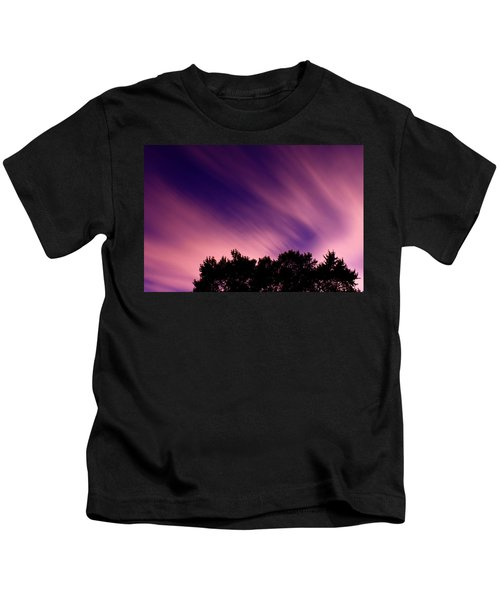 Pink Clouds Kids T-Shirt