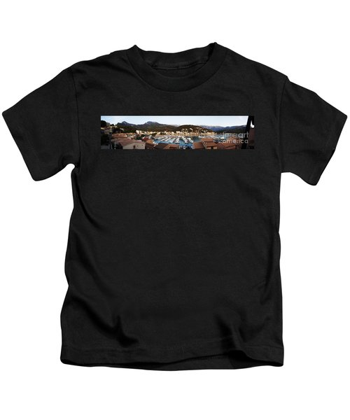 Port Of Soller Kids T-Shirt