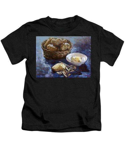 Potatoes Kids T-Shirt