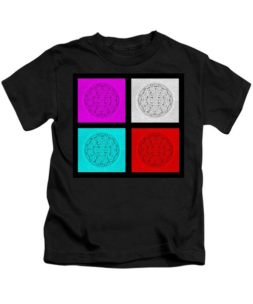 Quad Oreos Kids T-Shirt