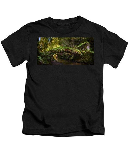 Reelig Bridge And Grotto Kids T-Shirt