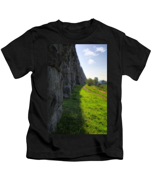 Roman Aqueducts Kids T-Shirt