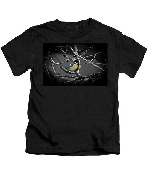 Selective Bird Kids T-Shirt