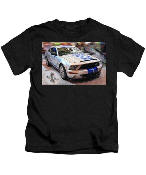 Shelby  Kids T-Shirt